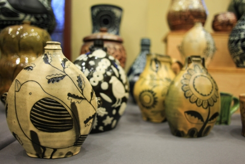 Hill Center presents the fourth annual Pottery on the Hill expo with programming scheduled Thursday through Sunday.  Image by Terricka Johnson. Courtesy Hill Center.