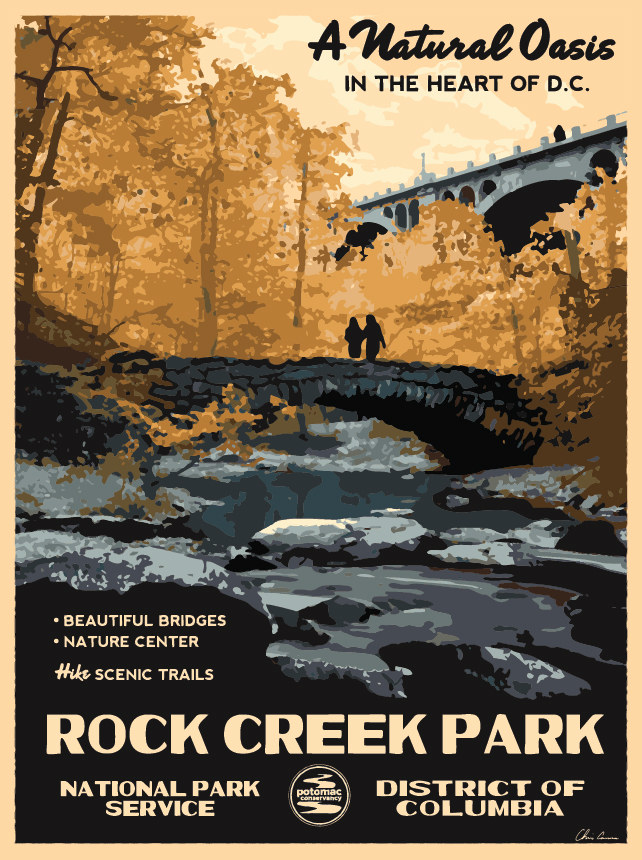 rock creek park vintage