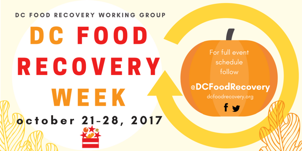 DC FOOD RECOVERY WEEK