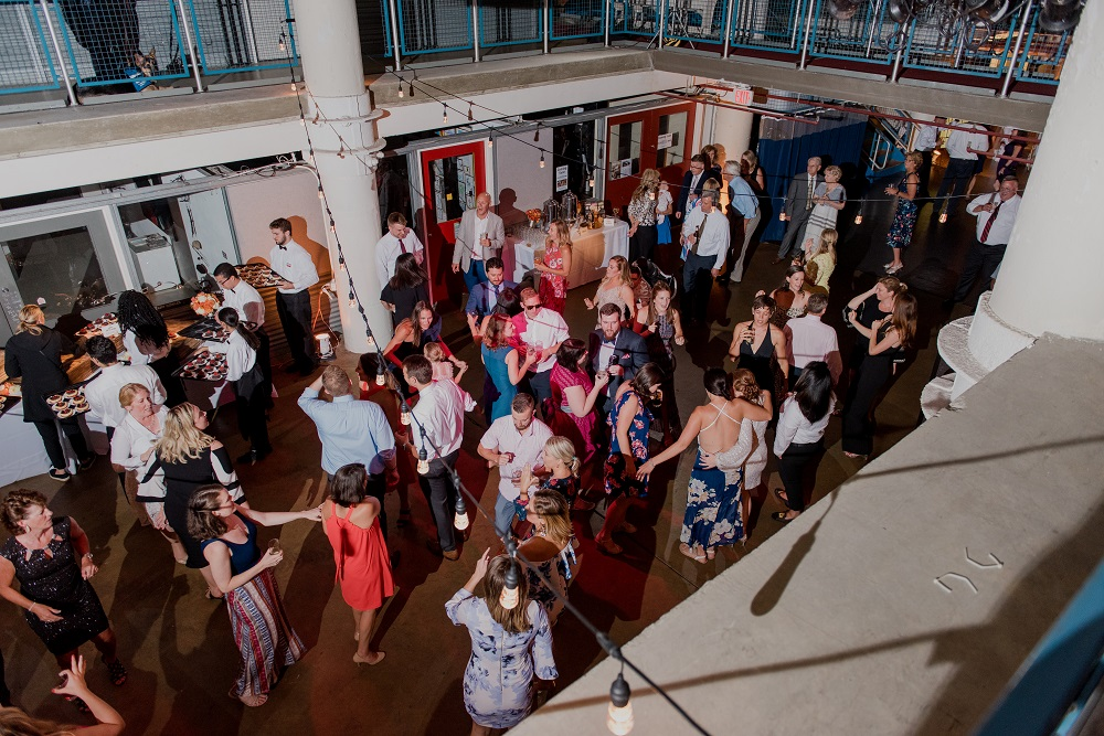 TFAC Party - Photo by Chris Ferenzi Photography
